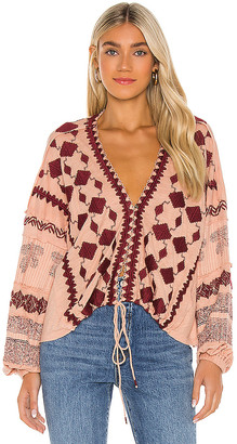 Free People Home Town Top