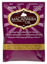 Hask Macadamia Oil Moisturizing Deep Conditioner Packet 1.75 oz.