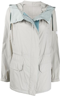 Army by Yves Salomon Iconic waterproof parka