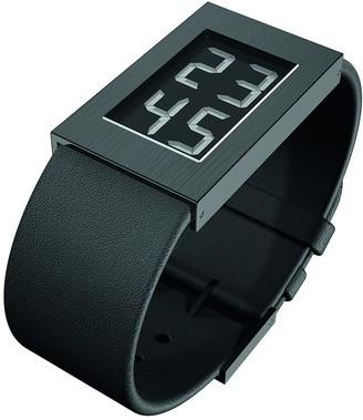 Rosendahl Womens Digital Quartz Watch with Leather Strap 43271