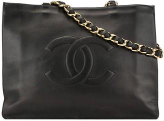 Jumbo XL chain shoulder bag