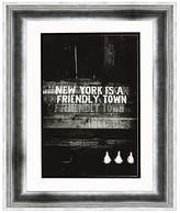 Munn Works Weegee - New York is a Friendly Town Art