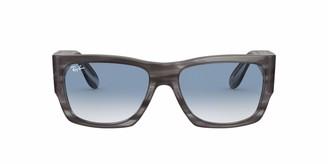 Ray-Ban Unisex's Rb2187 Wayfarer Nomad Sunglasses