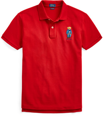Ralph Lauren Classic Fit Polo Bear Polo Shirt