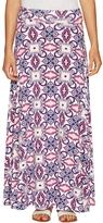 Rachel Pally Women's Print Gathered Maxi Skirt