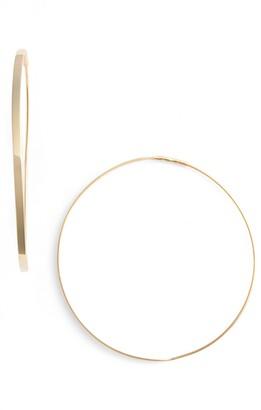 Lana 'Flat Magic' Medium Hoop Earrings
