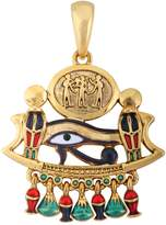 Summit Egyptian Eye of Horus God Pendant Jewelry Accessory Egypt Necklace Art