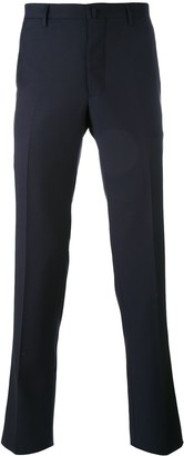Aiezen Straight-Leg Tailored Trousers