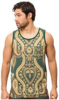 Black Scale Mens The Nervi Tank Top S