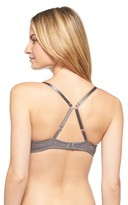 Xhilaration Women's Perfect Lace T-Shirt Convertible Push-Up Plunge Bra - XhilarationTM