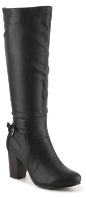 Journee Collection Carver Wide Calf Boot