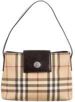 Burberry Small Nova Check Handle Bag