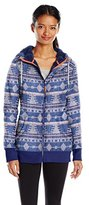 Roxy SNOW Women's Frost Printed Fleece Jacket