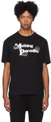 McQ Black Monster T-Shirt