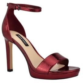 Nine West Edyn Platform Sandals Women's Shoes