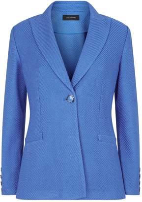 St. John Textured Knit Jacket