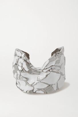 Chloé Silver-tone And Enamel Cuff - One size