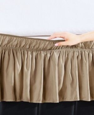 Orient Home Collection Ruffle Bed Skirt Bedding