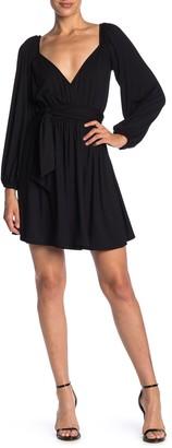 Rachel Pally Sera Knit Wrap Dress