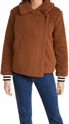 BB Dakota Women's Fleece & Love Jacket