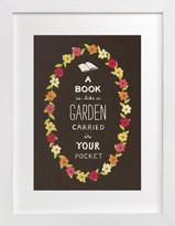 Minted Book Love Children's Art Print