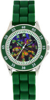 Character Boys Green Strap Watch-Tmn9011jc