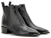 Acne Studios Jensen Patent Leather Ankle Boots