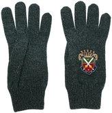 Dolce & Gabbana Heraldic Sicilia gloves
