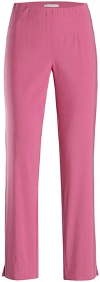 Stehmann INA 740 Stretch Trousers in Current Colours - Pink - 14