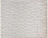 One Kings Lane Frej Hand-Loomed Rug - Ivory - 5'x8'