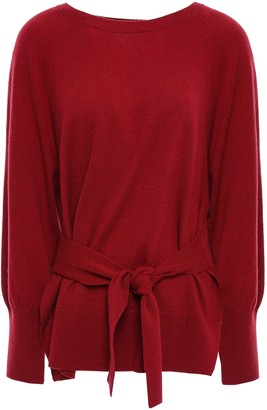 Charli Melange Wool And Cashmere-blend Sweater