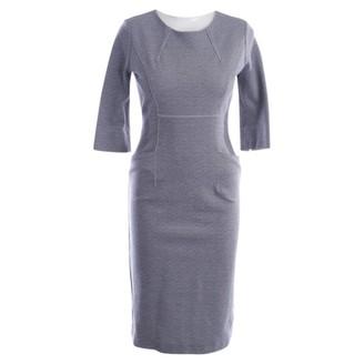 Thomas Rath Blue Cotton Dress for Women