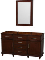 WYNDHAM COLLECTION Wyndham Collection Berkeley 60 inch Single Bathroom Vanity