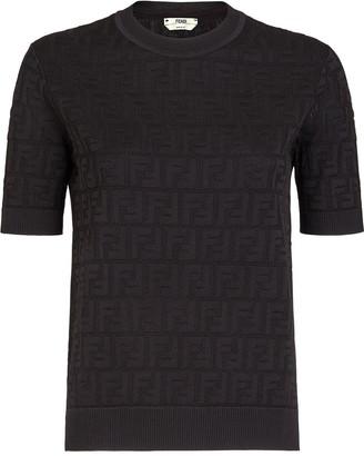 Fendi FF pattern T-shirt