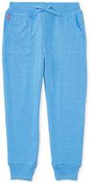Ralph Lauren Jogger Pants, Toddler & Little Girls (2T-6X)