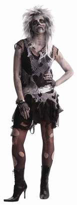 Forum Novelties Inc. Woman's Zombie Punk Costume
