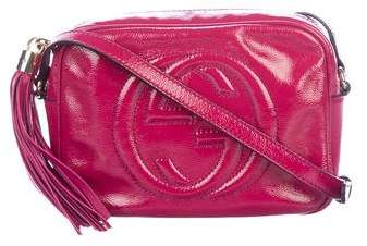 1ff1e94ee41f Gucci Gold Crossbody Bag - ShopStyle