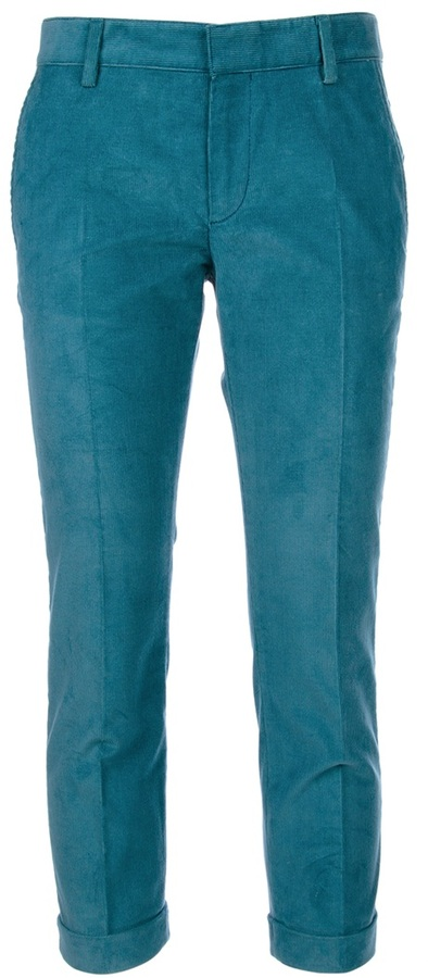 DSquared Dsquared2 Cropped corduroy trouser