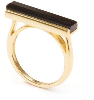 Jewel Tree London Urban Ring Black Onyx