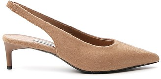 Max Mara Pointed Toe Slingback Pumps