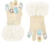 Monsoon Snow Queen Novelty Gloves