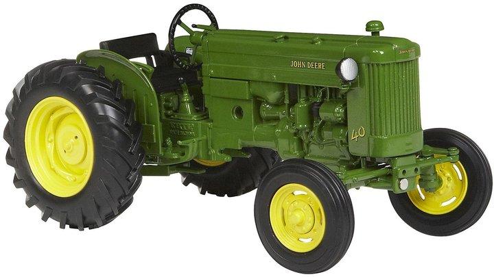 John Deere Ertl Collectibles 1:16 40 Tractor