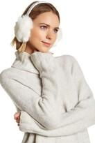 Dena Studded Faux Fur Earmuff