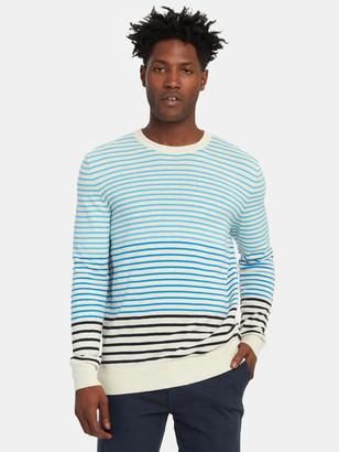 Scotch & Soda Classic Stripe Crewneck Sweater
