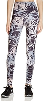 Onzie Bamboo Print High-Rise Leggings