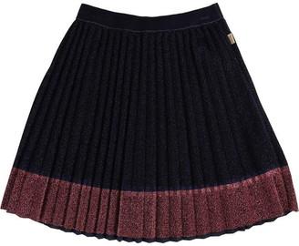 Little Marc Jacobs Girls Blue Skirts