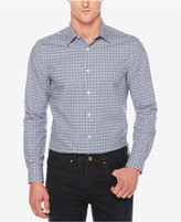 Perry Ellis Men's Classic-Fit Travel Luxe Stretch Non-Iron Shirt