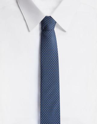 Dolce & Gabbana Silk Jacquard Blade Tie (6 Cm)