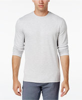 Tasso Elba Men's Big and Tall Performance UV Protection Long-Sleeve T-Shirt
