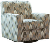 Signature Design by Ashley Braxlin Swivel Accent Chair - Benchcraft